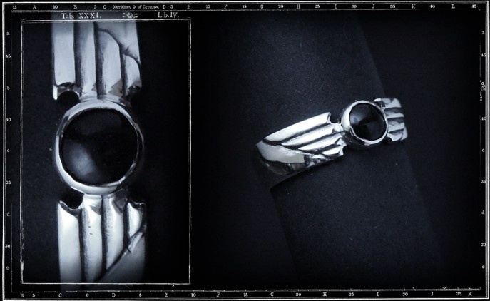 6mm Wings ring