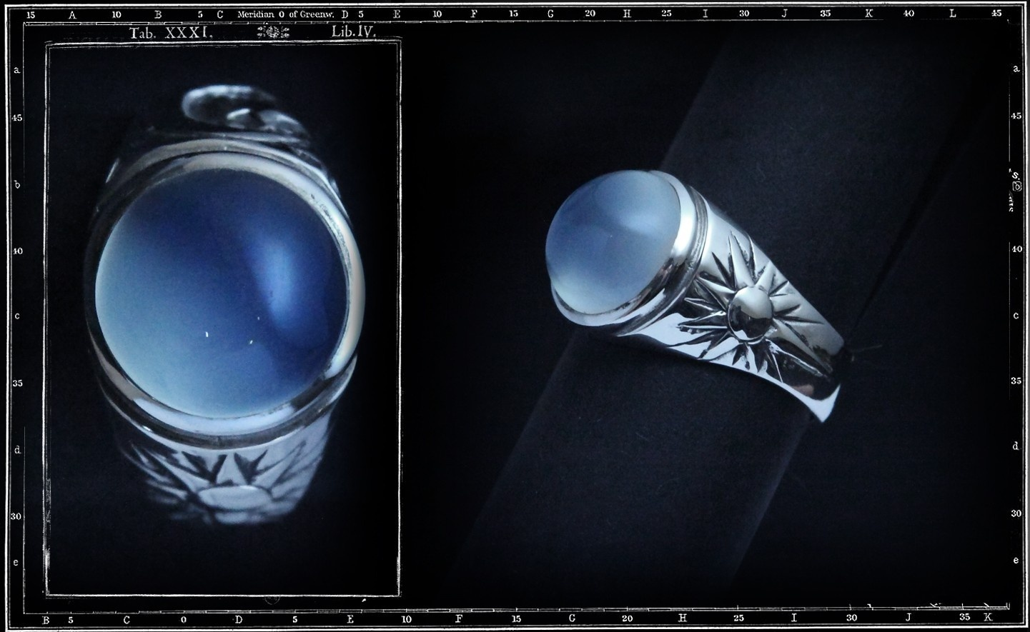 Night and Day Ring