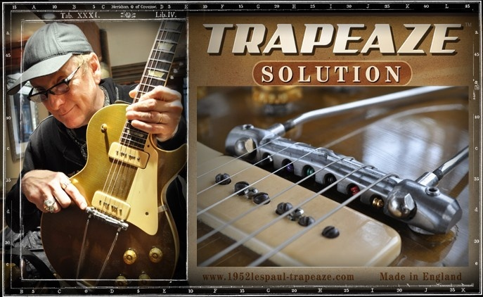 TRAPEAZE SOLUTION, Straight replacement bridge