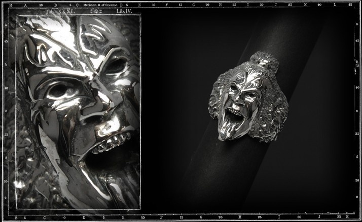 Gene Simmons (Kiss) Ring