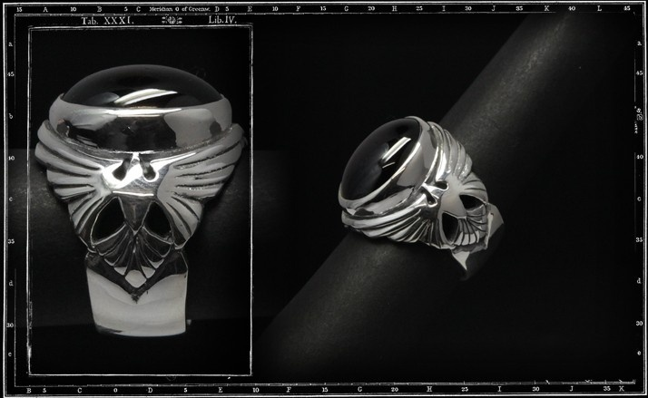 Large birds ring