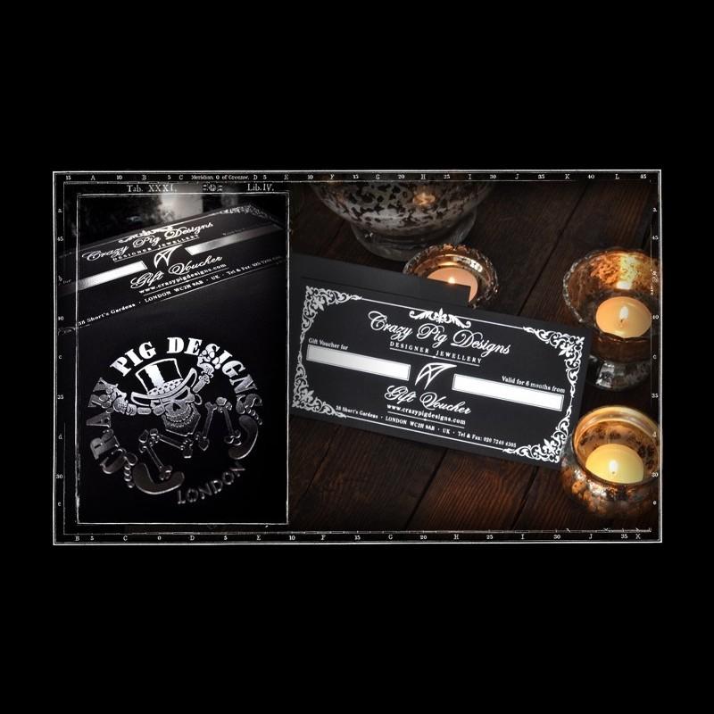 Crazy Pig Designs Gift Voucher £100