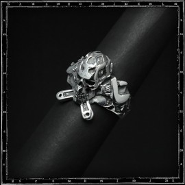 Manic mechanic ring