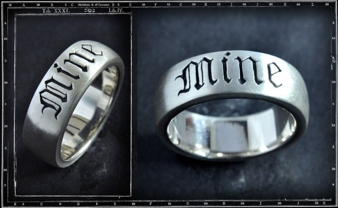 Mine Ring