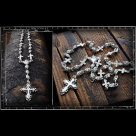 Saint Rosary Necklace
