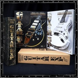 Guitar EXP book by Armand Serra