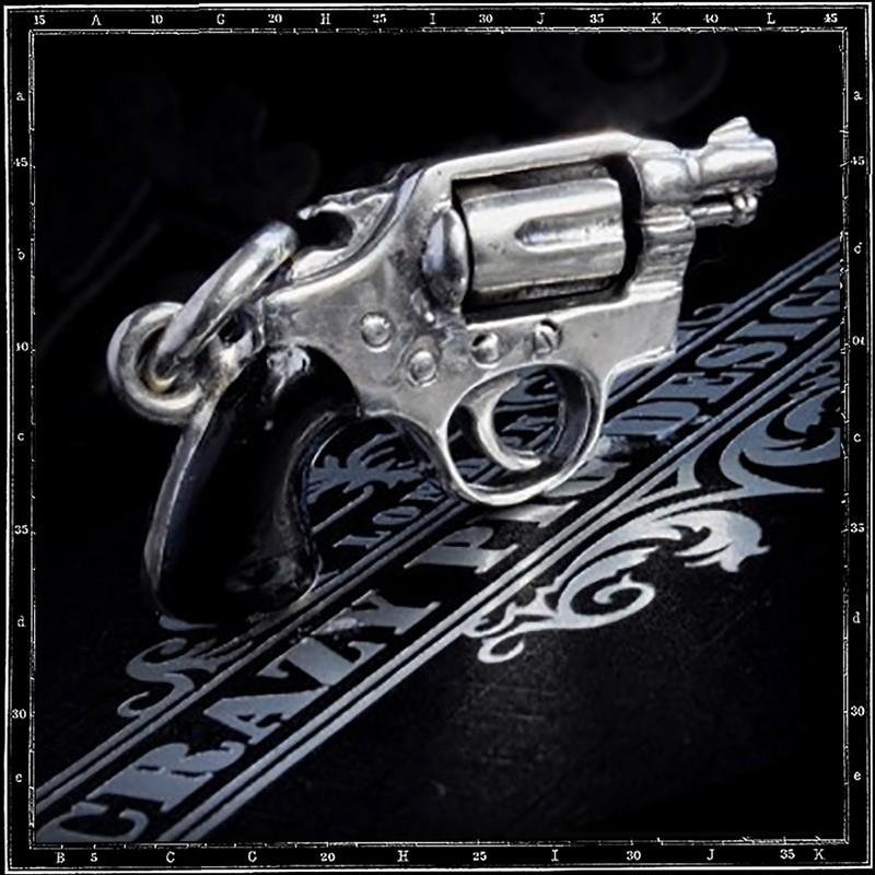 Hand Gun pendant