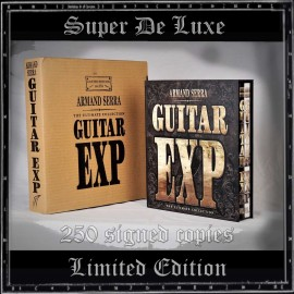 Guitar EXP Super Deluxe box set edition