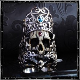 Collectors Series - Ritual Skull ring