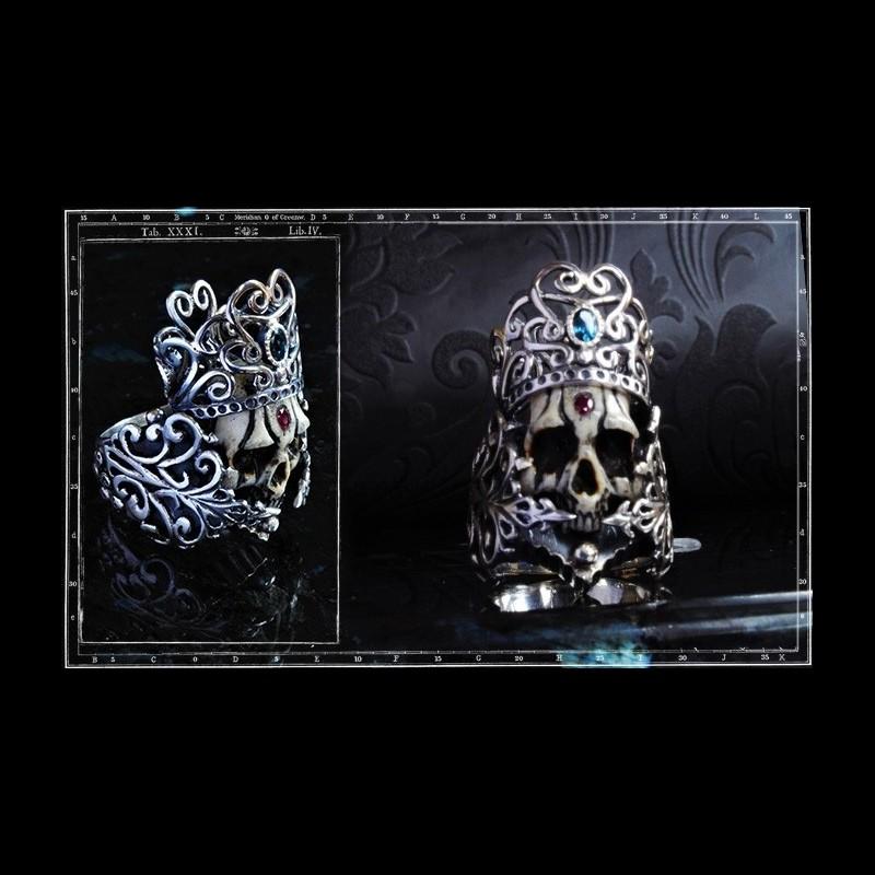 Collectors Series - Ritual Skull ring