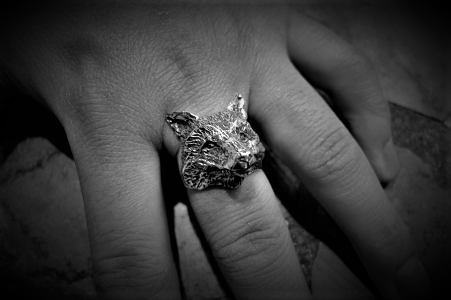 Johnny the Fox Ring
