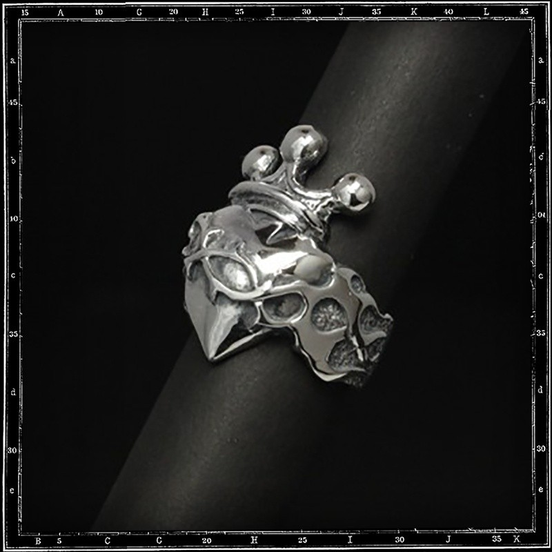 Sacred heart ring (large)