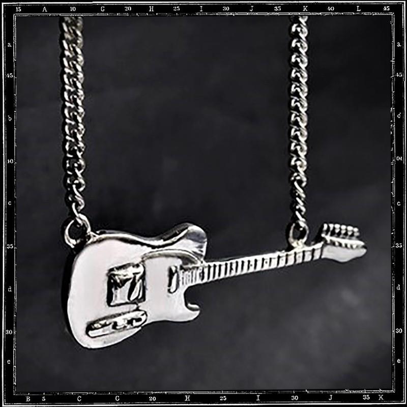Fender Telecaster Guitar Pendant/Necklace