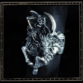 Death Dealer Grim Reaper Ring