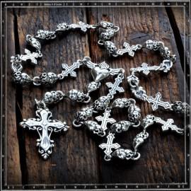 Saint Rosary Necklace