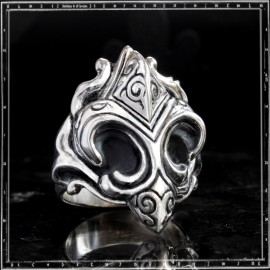 Tudor Fleur De Lys Ring