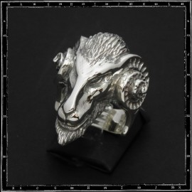 Ancient goat ring