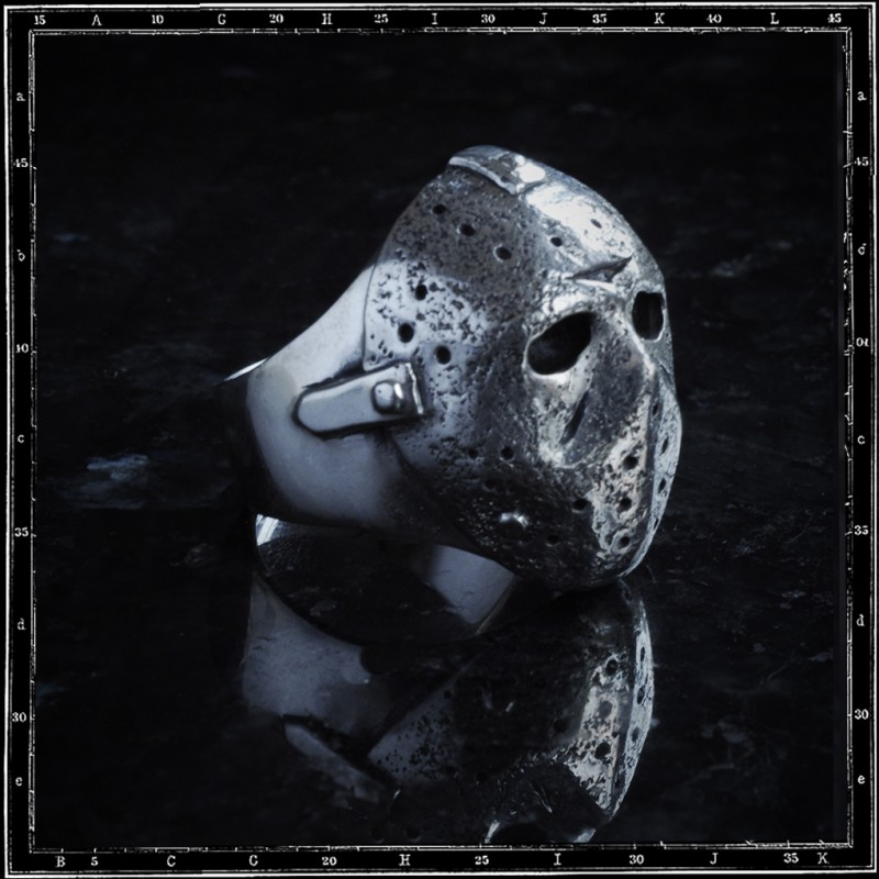 Jason Friday 13th Ring