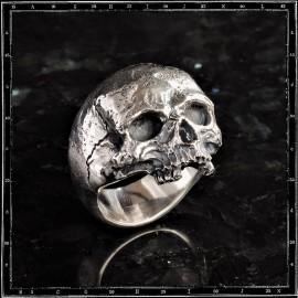 Medium XX Ossuary Skull Ring