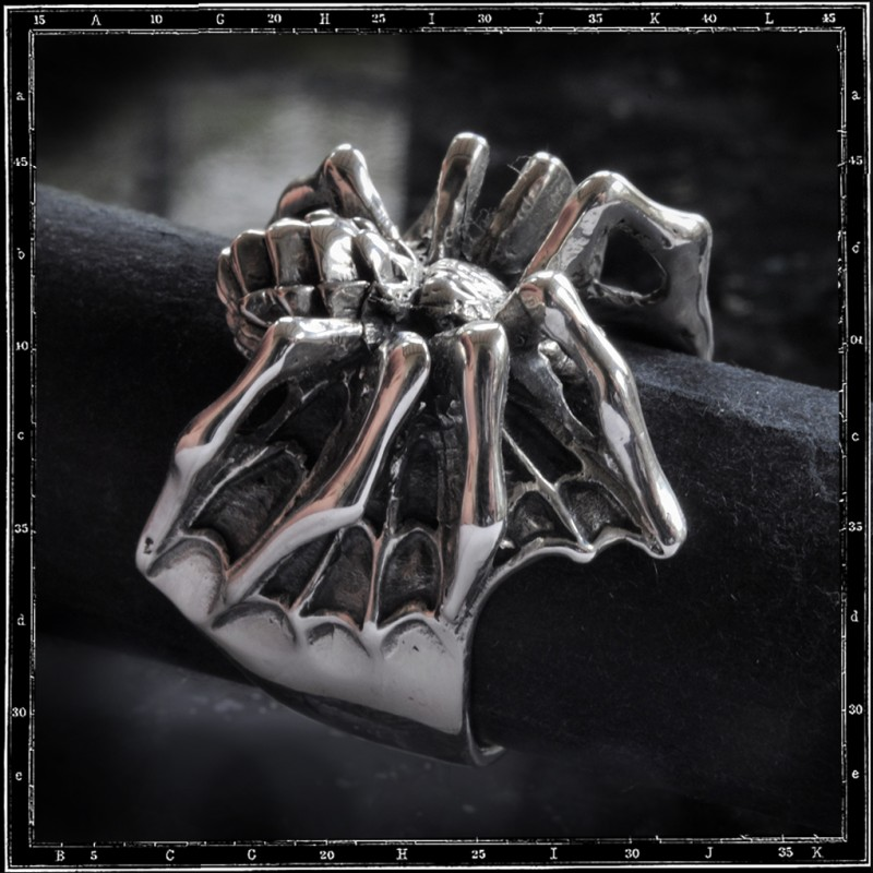 Spider (Boris) ring