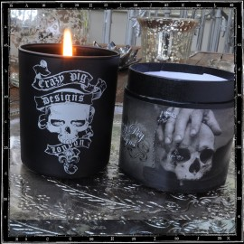 Crazy Pig Designs 'Feux De Bois' Scented Candle