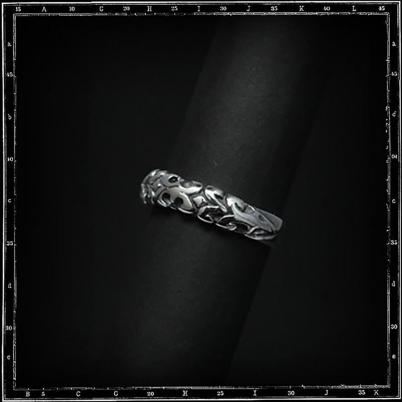 Tudor top band Ring (Small)
