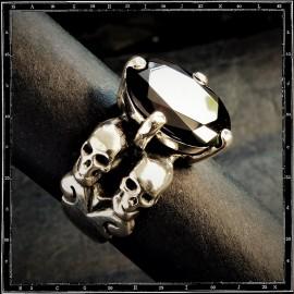 Ceremony Skull Setting Ring