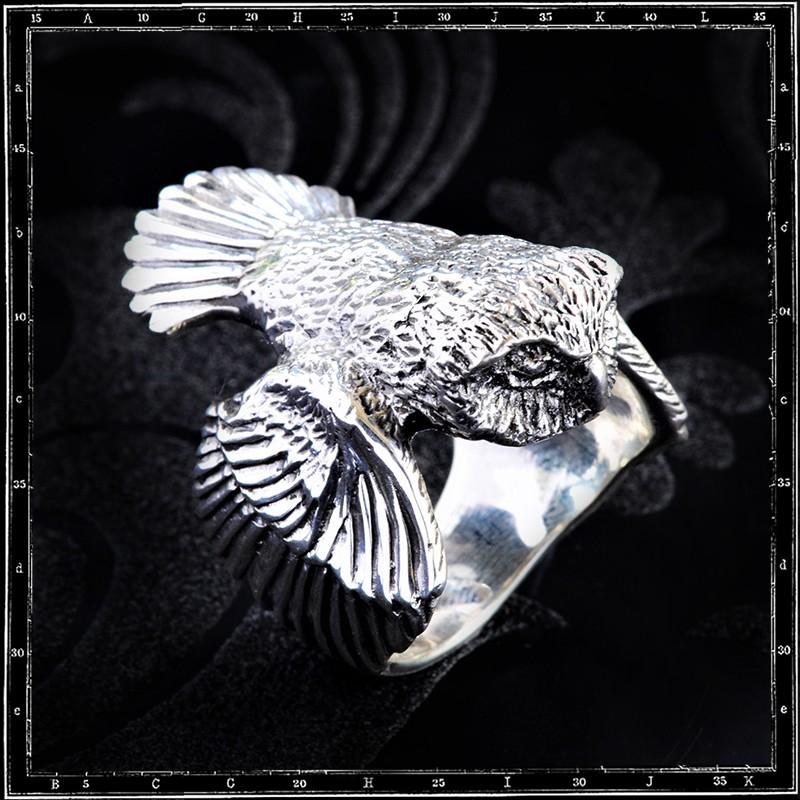 Night Owl ring