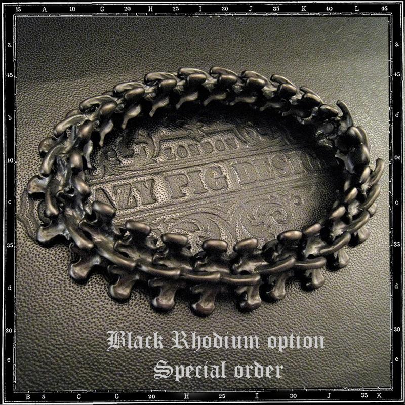 Spine Link Bracelet (Medium)