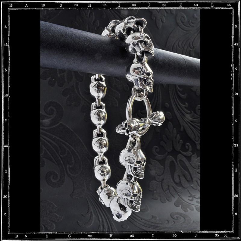 Monastery Skull Bracelet