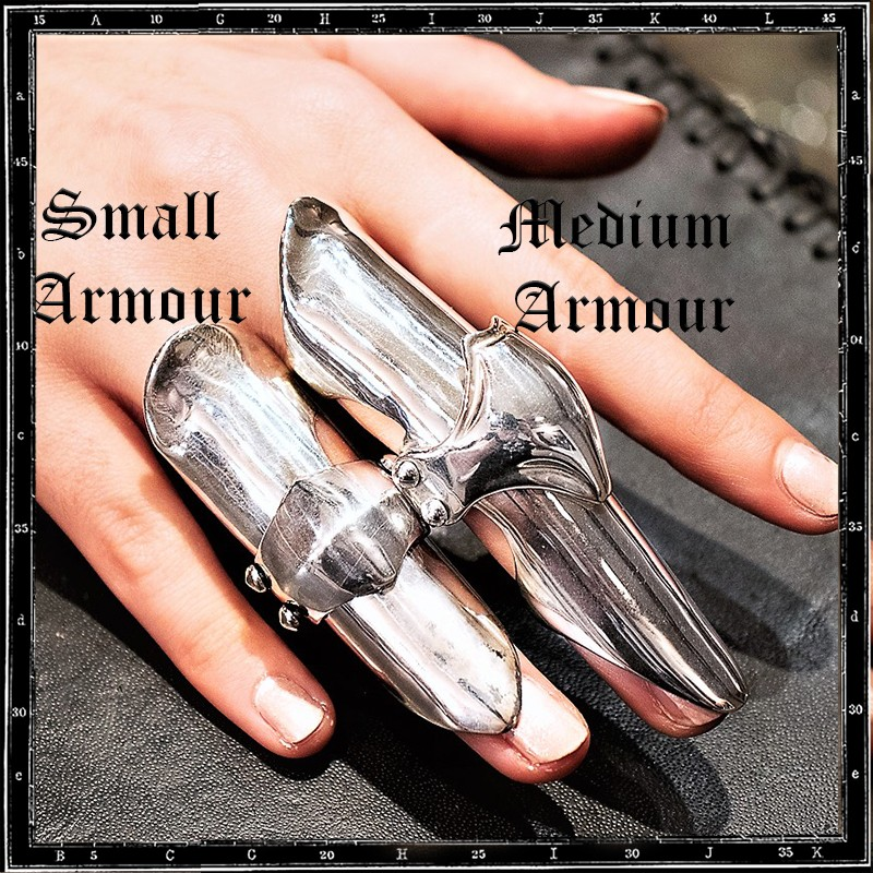 Articulated armour ring (small)