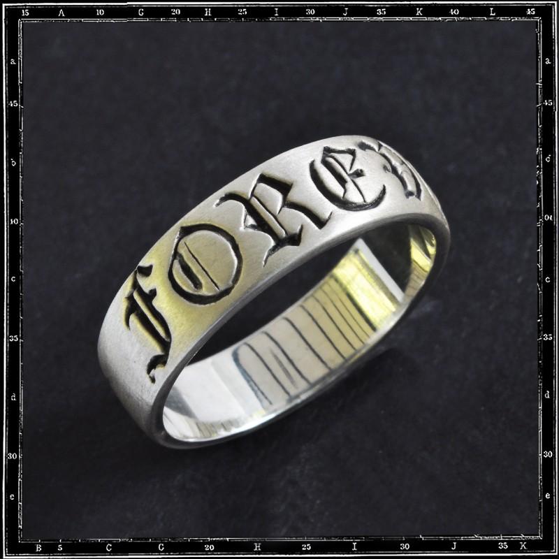 FOREVER BAND RING