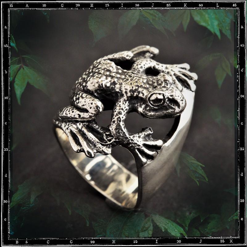Frog Ring (large)