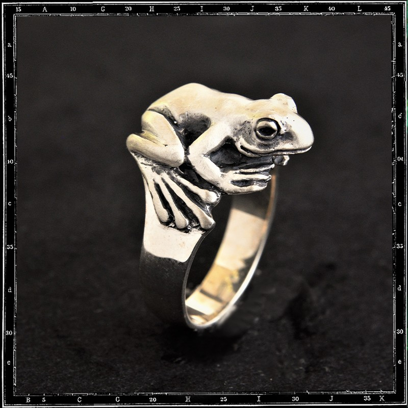 Frog Ring (small)