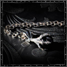 Bird Claw Onyx Stone pendant