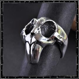Bugs B Skull Ring