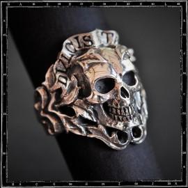 Dulcis Vita Skull Ring