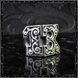 Number 13 Ring