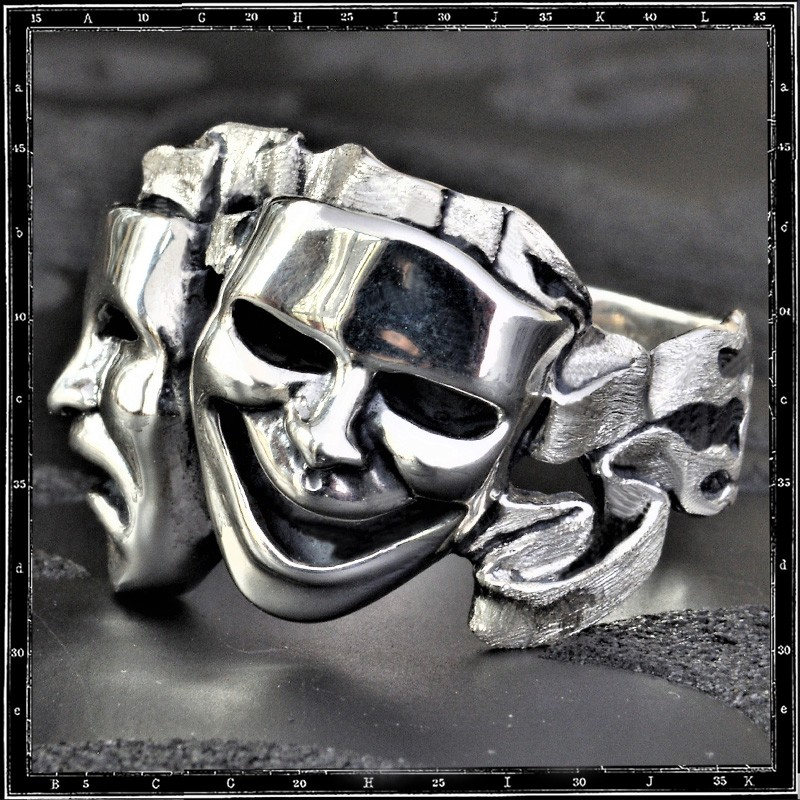 Comedy & Tragedy Ring