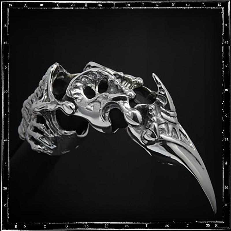 Articulated ring deadringer