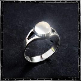 Plain Round Setting Ring (8 mm)