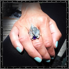 Wizard Stone ring