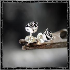 Rose Studs (Pair)