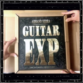Guitar EXP book by Armand Serra