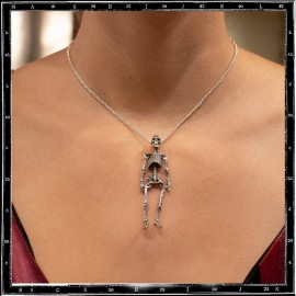 Stan Skeleton Pendant
