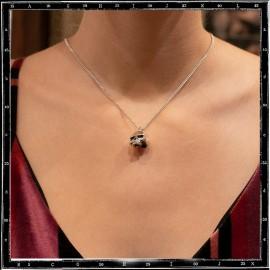 Mini evil skull pendant