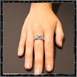 Tudor top band Ring (Large)