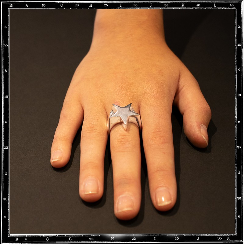 Star ring (large)