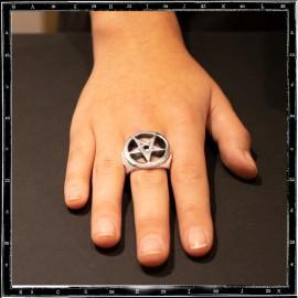 Pentagram Ring