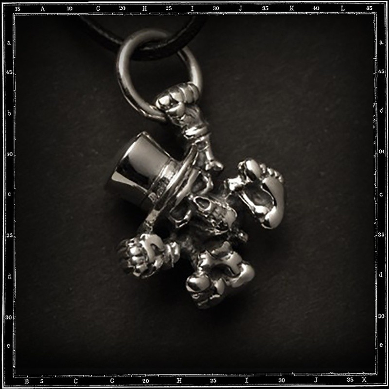Cheeky gomez,Crazy Pig  pendant